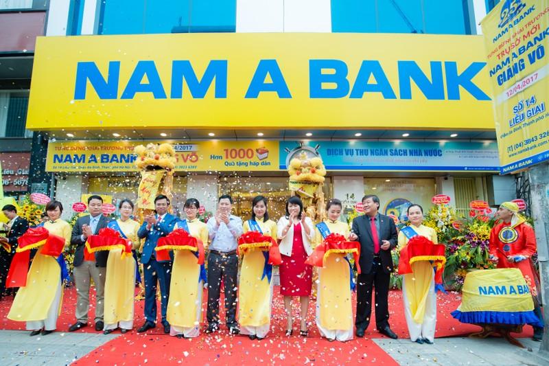 Bất thường một hợp đồng tín dụng tại Nam Á Bank