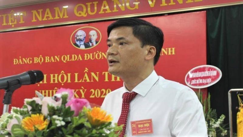 Tân Chánh Thanh tra Bộ GTVT Lâm Văn Hoàng