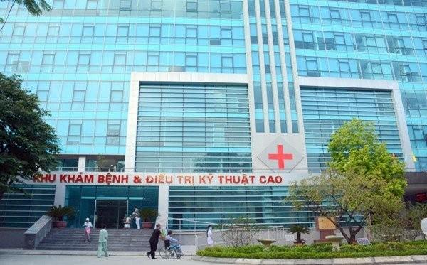 Tòa nhà Công ty CP Bệnh viện GTVT được đầu tư bằng nguồn ODA từ Quỹ Phát triển quốc tế của Tổ chức các nước xuất khẩu  dầu mỏ (OFID) và ngân sách Nhà nước