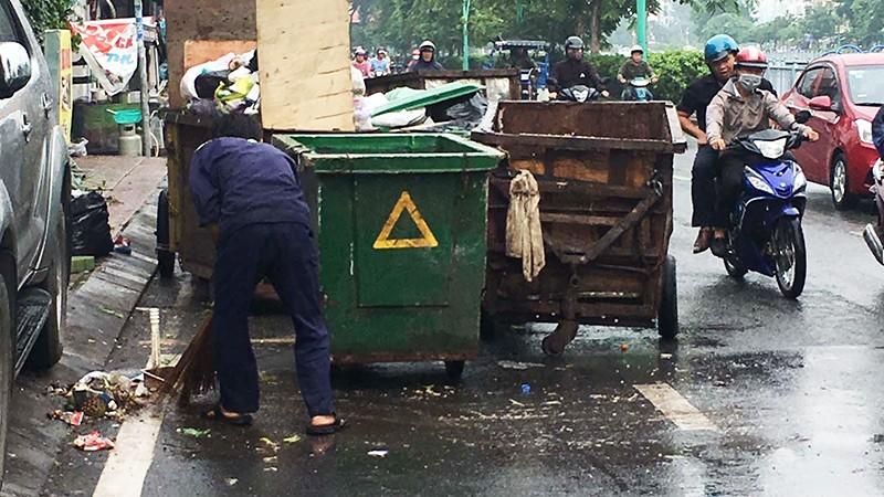TP HCM xây mới 9 trạm trung chuyển rác để tránh ô nhiễm