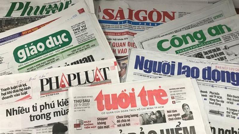 TP HCM ban hành hướng dẫn Quy chế quản lý của cơ quan báo chí đối với hoạt động của cơ quan báo chí TP.