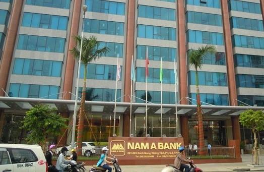 Trụ sở Ngân hàng Nam Á tại Quận 3, TP Hồ Chí Minh