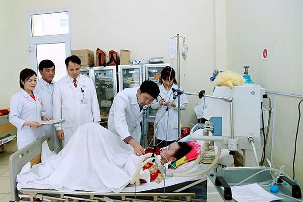 Bệnh viện Đa khoa Mộc Châu lên tiếng xung quanh việc lựa chọn nhà thầu không có năng lực