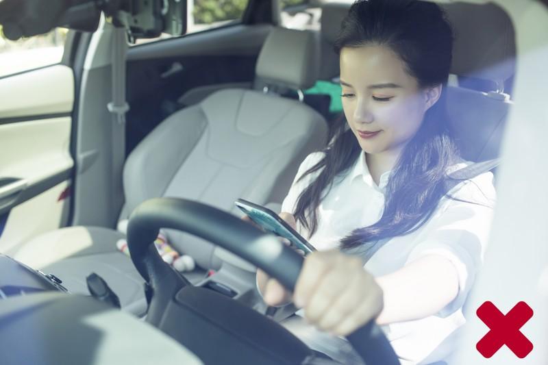 Chuyên gia Ford: Nhắn tin khi lái xe, những nguy hiểm mà tài xế chưa biết