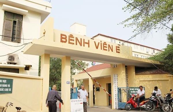 Dự án xây dựng Trung tâm ung bướu Bệnh viện E được thực hiện đúng quy định
