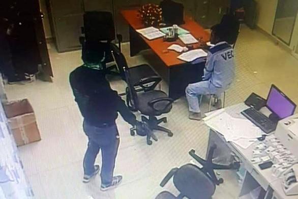 Đồng Nai: Hai tên cướp dùng súng, mã tấu tấn công trạm thu phí TP.HCM-Long Thành- Dầu Giây