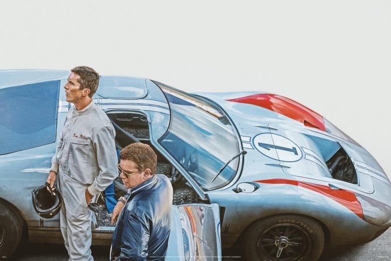 """Trailer Ford and Ferrari, mãn nhãn với sức mạnh của """"chiến mã"""" huyền thoại GT Mark II"""