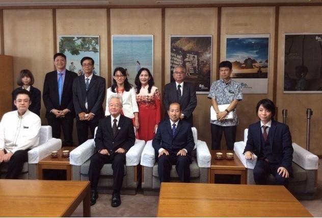 Đồng Tháp và tỉnh Okinawa Nhật Bản tăng cường hợp tác trong  giao lưu văn hóa, phát triển nguồn nhân lực