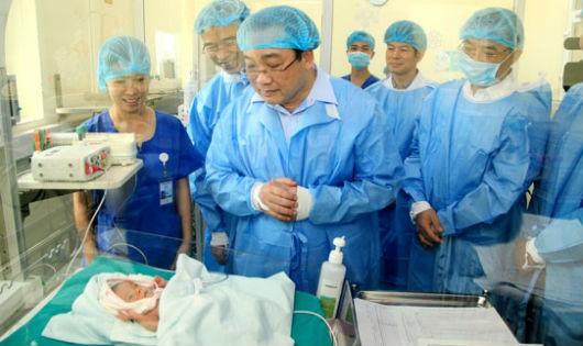 """""""Bệnh viện tim Hà Nội cần nâng cao chất lượng, phục vụ tốt cho bệnh nhân"""""""