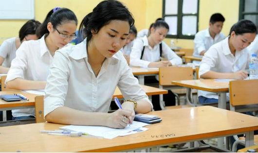 Công bố phổ điểm của 8 môn thi THPT Quốc gia năm 2016