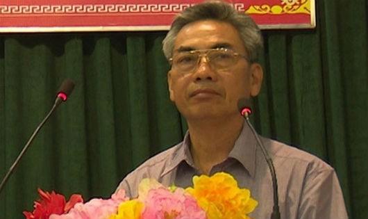 Ông Nguyễn Văn Hòa, trên cương vị Phó Chủ tịch UBND huyện Thanh Thủy