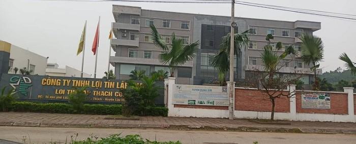 Hơn 100 công nhân nhập viện cấp cứu ở Vĩnh Phúc: Công ty Lợi Tín tạm ngừng  hoạt động thiết bị phân xưởng 3