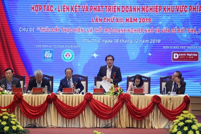 Diễn đàn Hợp tác, liên kết và phát triển doanh nghiệp khu vực phía Bắc