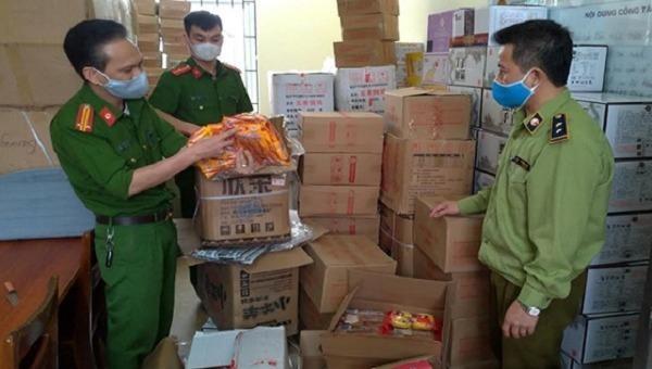 Tội phạm buôn lậu, gian lận thương mại gia tăng tại TP Yên Bái với nhiều thủ đoạn tinh vi