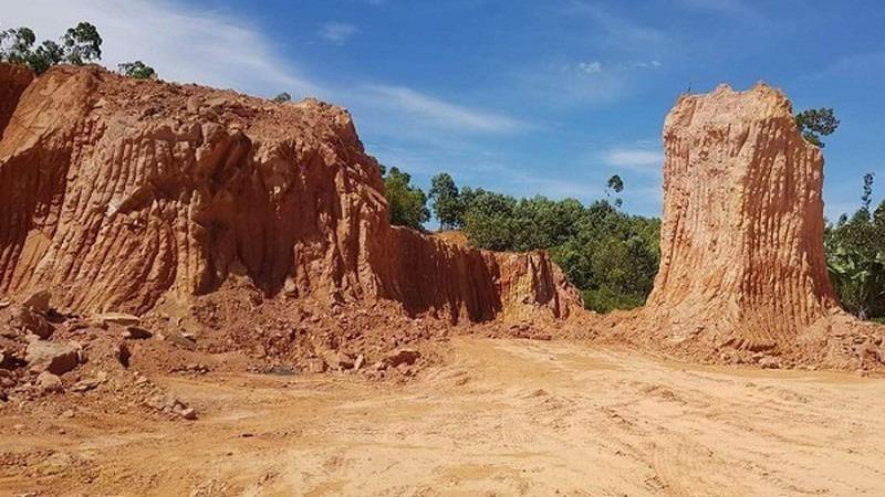 Phú Thọ chấn chỉnh tình trạng khai thác đất trái phép.