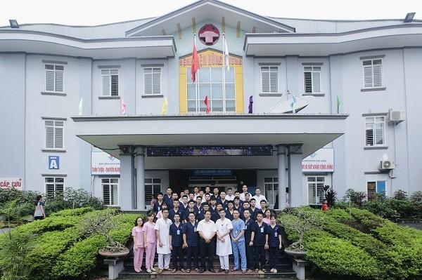 Bệnh viện Đa khoa Hùng Vương tăng cường chất lượng, nâng tầm thương hiệu