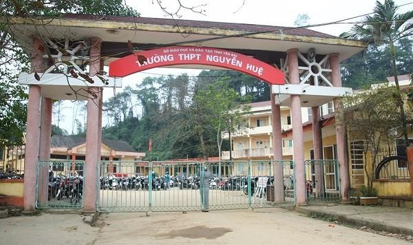 Học sinh tại một số địa bàn ở Yên Bái nghỉ học 1 tuần