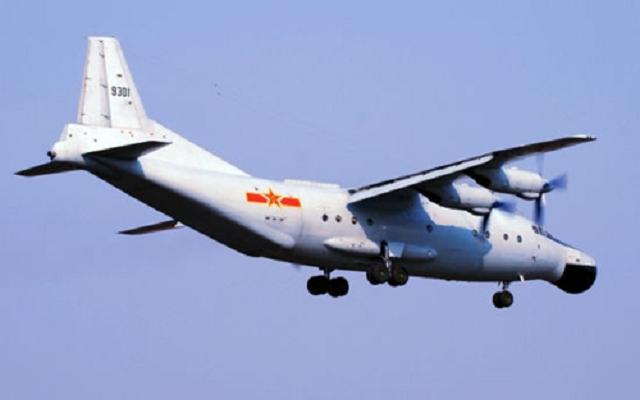 Trung Quốc đưa máy bay chiến đấu đến khu vực giàn khoan