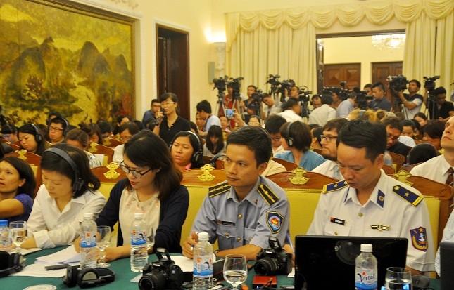 Báo chí quốc tế lại một nữa được cung cấp những bằng chứng xác thực về tình hình biển Đông và bác bỏ hoàn toàn những thông tin vu cáo của Trung Quốc với Việt Nam.