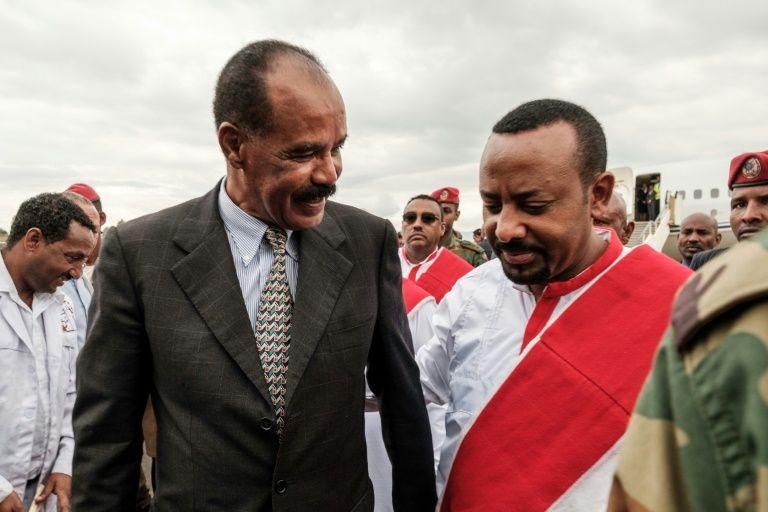 Thủ tướng Ethiopia Abiy Ahmed nhận giải Nobel Hòa bình 2019