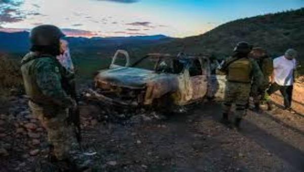 Phẫn nộ vụ 9 người phụ nữ và trẻ em vô tội bị bắn nhầm tại Mexico