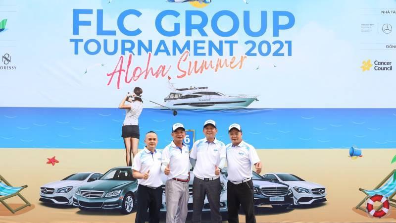 FLC Group Tournament 2021 – Aloha Summer chào hè sôi động