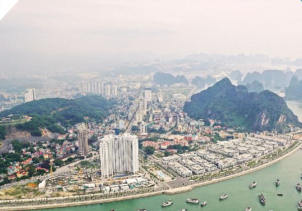 TP Hạ Long - thủ phủ của Quảng Ninh sẽ có thêm không gian phát triển.