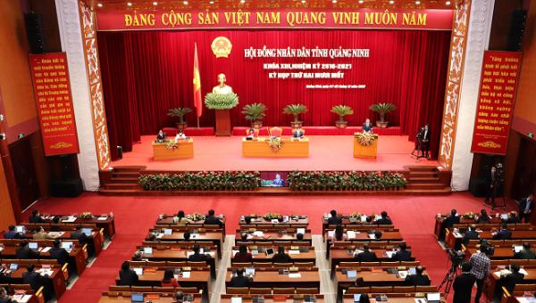 Quảng Ninh vượt qua thách thức đạt nhiều thành tựu kinh tế - xã hội năm 2020.
