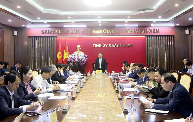 Quảng Ninh phấn đấu thực hiện thành công mục tiêu kép năm 2021