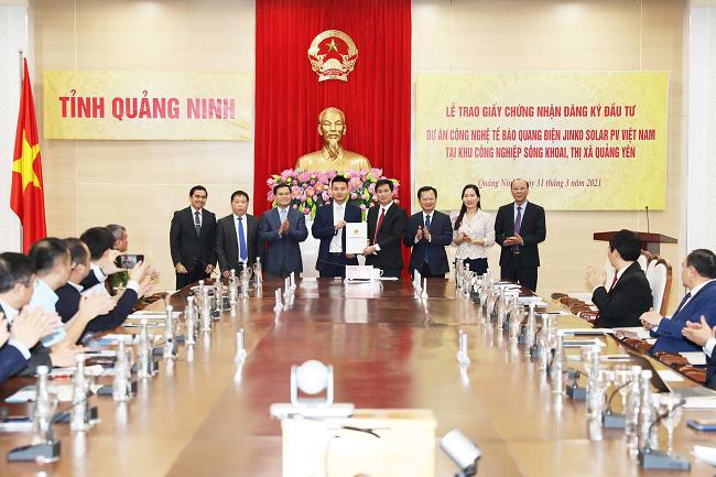 Quảng Ninh tiếp tục ghi dấu ấn về thu hút đầu tư.