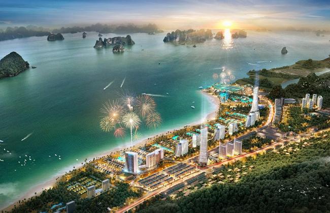 Quảng Ninh hướng tới xây dựng thương hiệu đẳng cấp quốc tế.