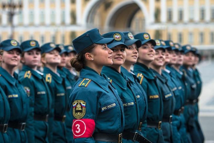 Nga chuẩn bị duyệt binh mừng Ngày Chiến thắng