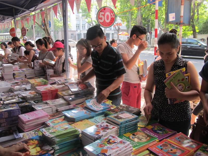 Tuần sách Kim Đồng vui hè