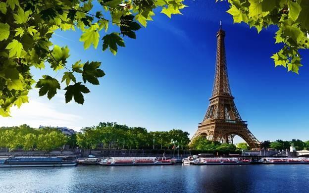 Mùa EURO, ngắm vẻ đẹp nên thơ của nước Pháp