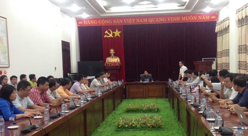 Đoàn  cán bộ, học viên Lớp Cao cấp lý luận chính trị K66-B5 nghiên cứu thực tế tại Lai Châu