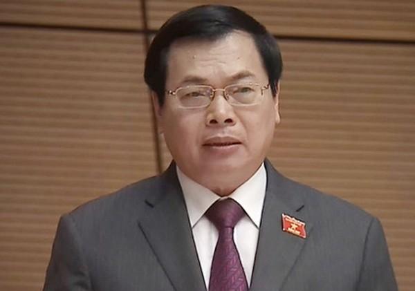 Tổng Bí thư yêu cầu làm rõ trách nhiệm của nguyên Bộ trưởng Công thương Vũ Huy Hoàng