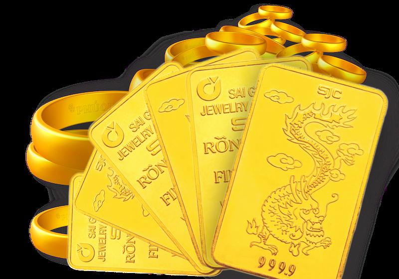 Giá vàng tuần này vẫn chịu áp lực giảm