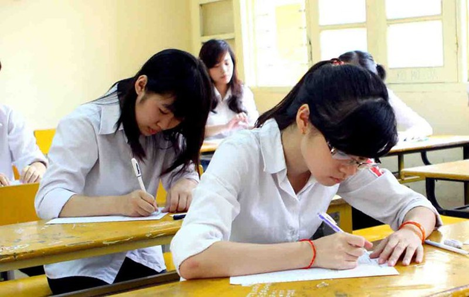 Phải chấm lại hơn 1.500 bài thi tiếng Anh do nhầm điểm