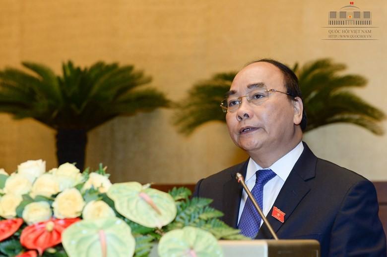 Quốc hội thông qua cơ cấu tổ chức Chính phủ khóa mới