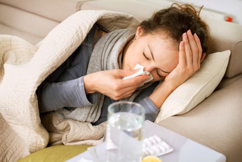 Cách phòng, tránh cảm cúm khi mang thai