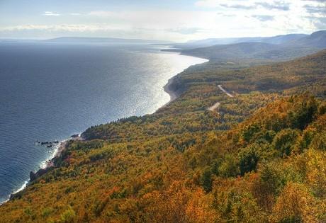 Đảo Cape Breton, Nova Scotia, Canada