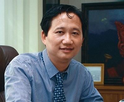 Ông Trịnh Xuân Thanh không có mặt để nhận Quyết định khai trừ ra khỏi Đảng