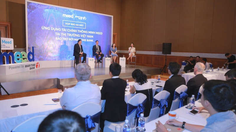 Maritime Bank hợp tác với Meed Hoa Kỳ giới thiệu Ứng dụng tài chính thông minh MEED tại Việt Nam