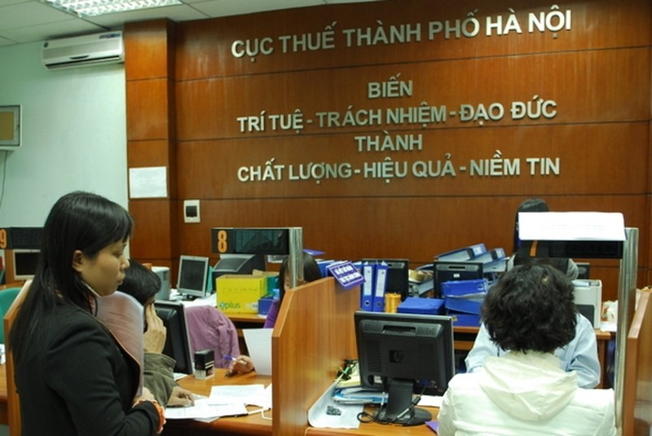 """Hà Nội """"bêu"""" tên 134 doanh nghiệp nợ thuế"""