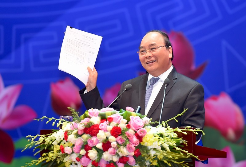 Thủ tướng đưa ra nhiều cam kết mạnh mẽ, làm nức lòng cộng đồng doanh nghiệp