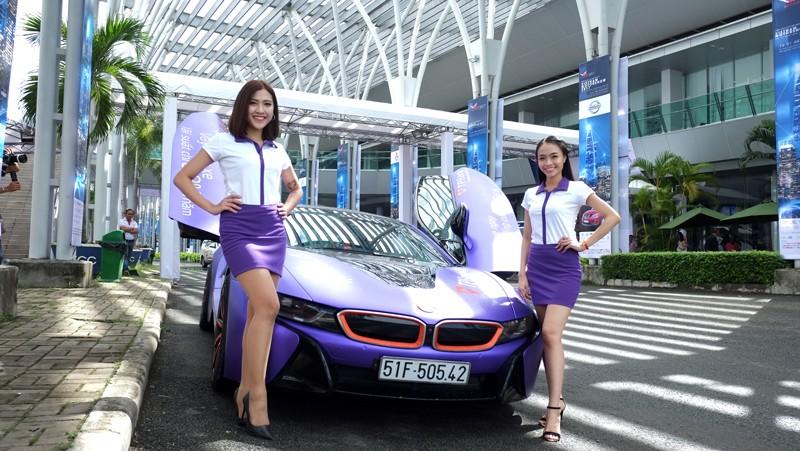 Siêu xe gây ngạc nhiên tại Vietnam Motor Show 2017