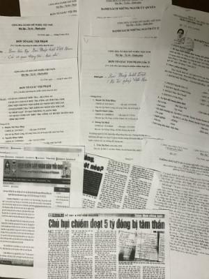 """Vụ """"Mẹ bị tố cáo lừa đảo 5 tỷ, Công an lại điều tra… con"""" ở Trà Vinh:  Cần phải điều tra lại vụ án!"""