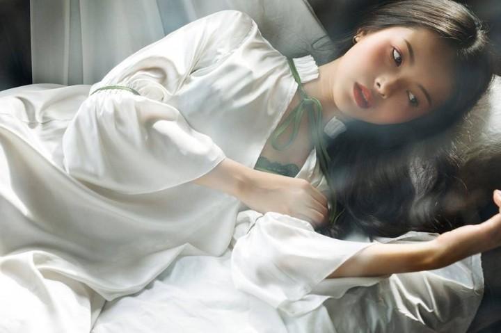 """""""Ma nữ"""" Yu Dương lột xác thành thiếu nữ xinh đẹp"""