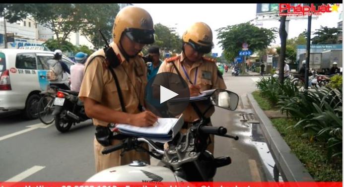 Tăng cường đảm bảo trật tự giao thông cho hội nghị APEC