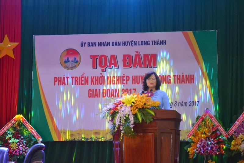 Đồng Nai: Toạ đàm khởi nghiệp cho người dân bị thu hồi đất làm Dự án Sân bay Long Thành